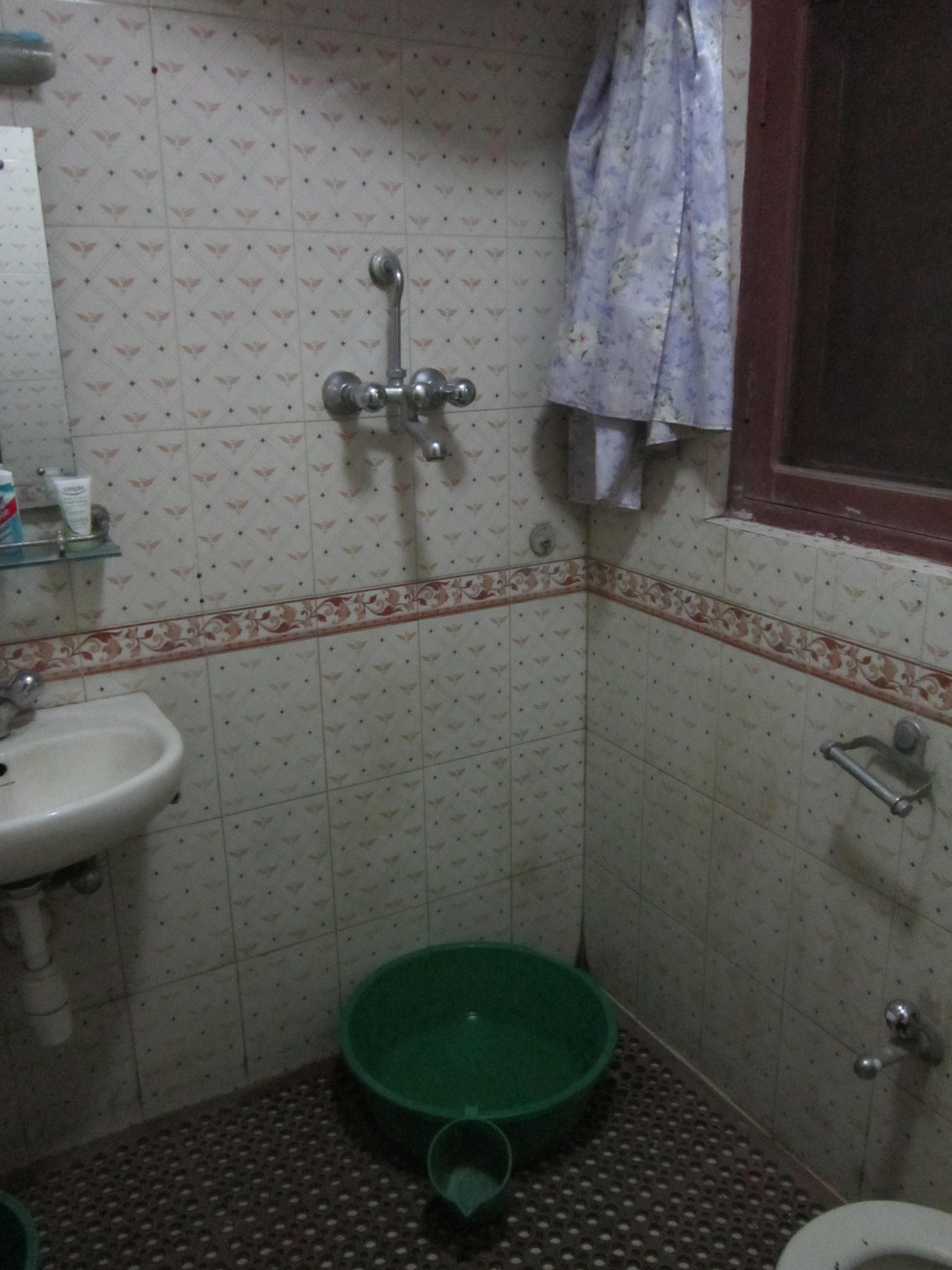 Kathmandu Nepal bathroom