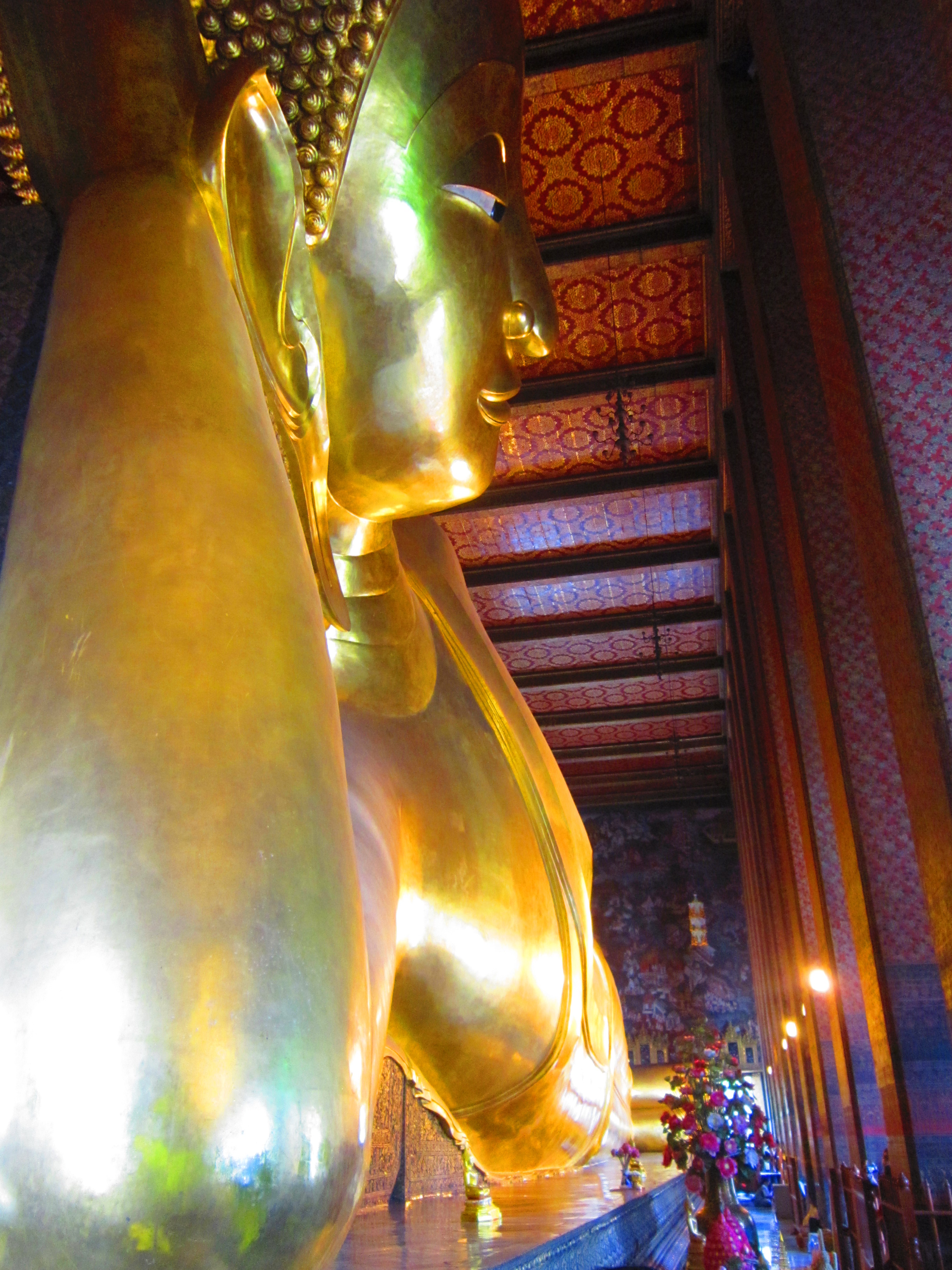 Bangkok Thailand Reclining Buddha