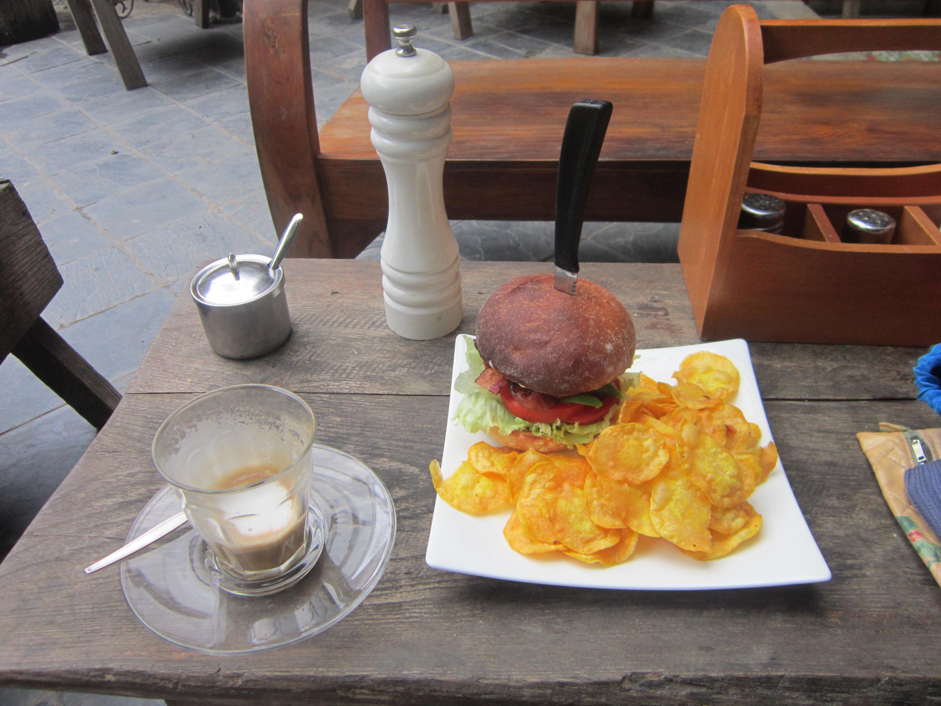Pai Thailand burger