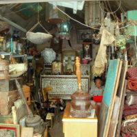 Damascus Syria antique souk
