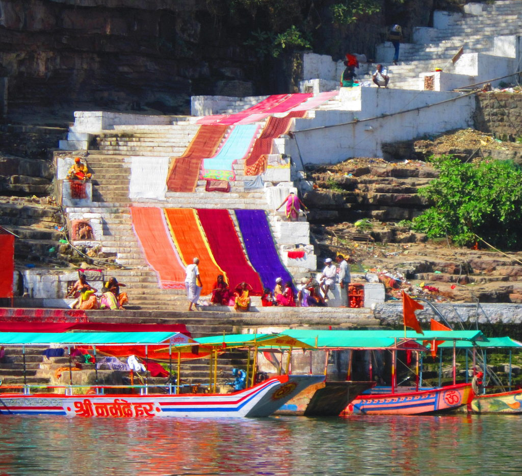 Omkareshwar, India
