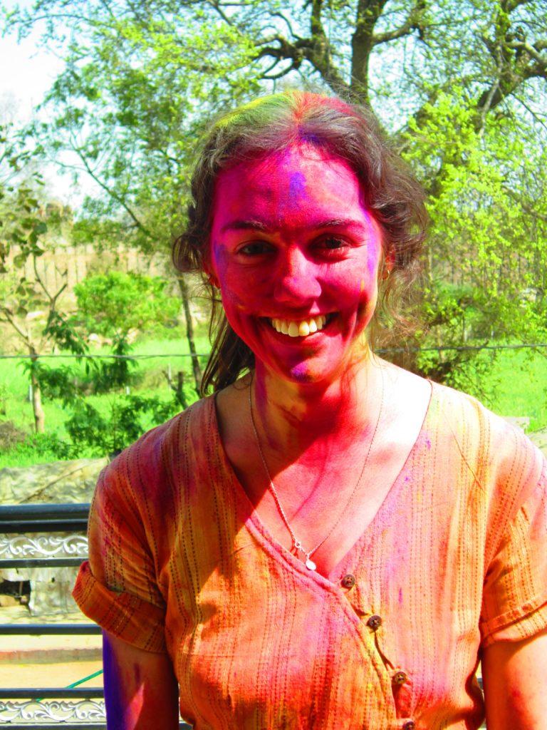 Coloured Powder, Camel Racing and Gandhi's Pocket Watch