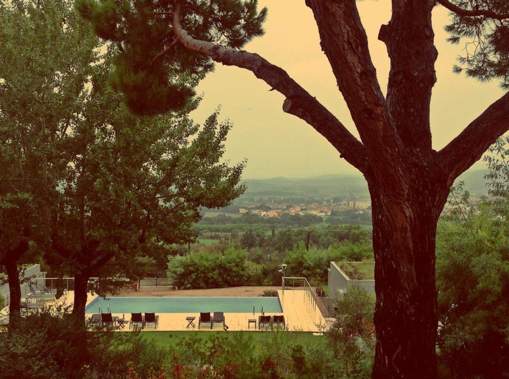 Palafrugell Spain Mas Ses Vinyes hotel