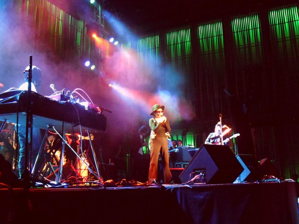 Yoko Ono Iceland Airwaves 2011
