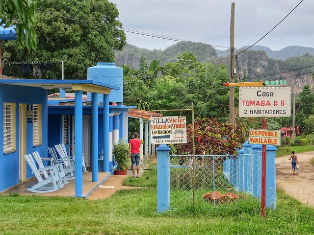 Navigating the Cuban Casa System