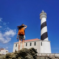 Lepers, Pirates & Lighthouses: A Tour Guide's Passion for Menorca || What happened when I explored the Spanish island of Menorca with a tour guide named Alberto (and sixty other bloggers)...