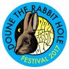 doune the rabbit hole festival logo 2017