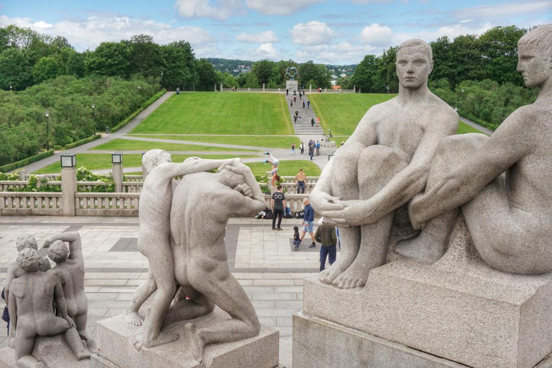 park naked