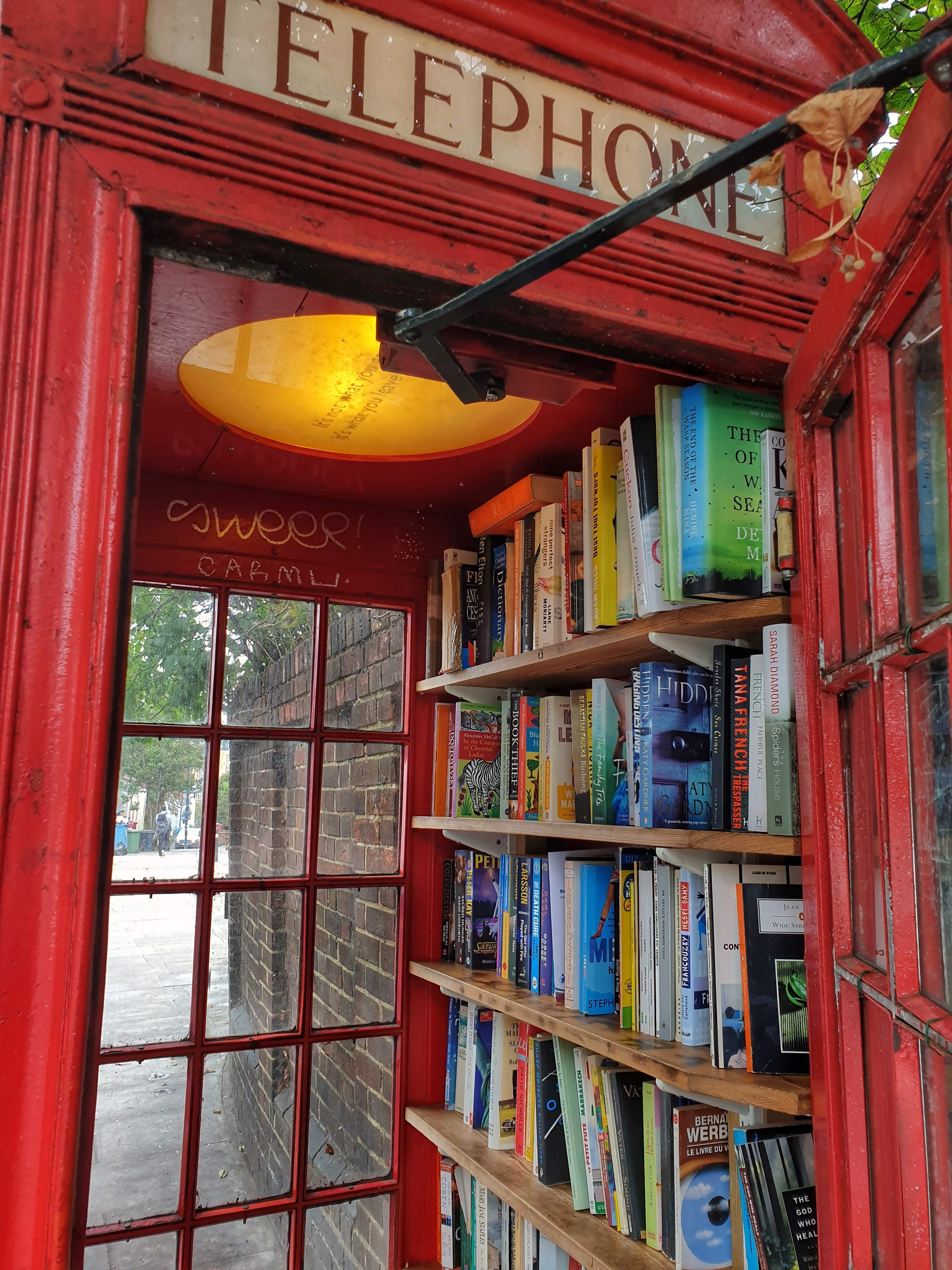 The Rise Of Little Free Libraries Why Giving Your Books Away Is A Great Idea